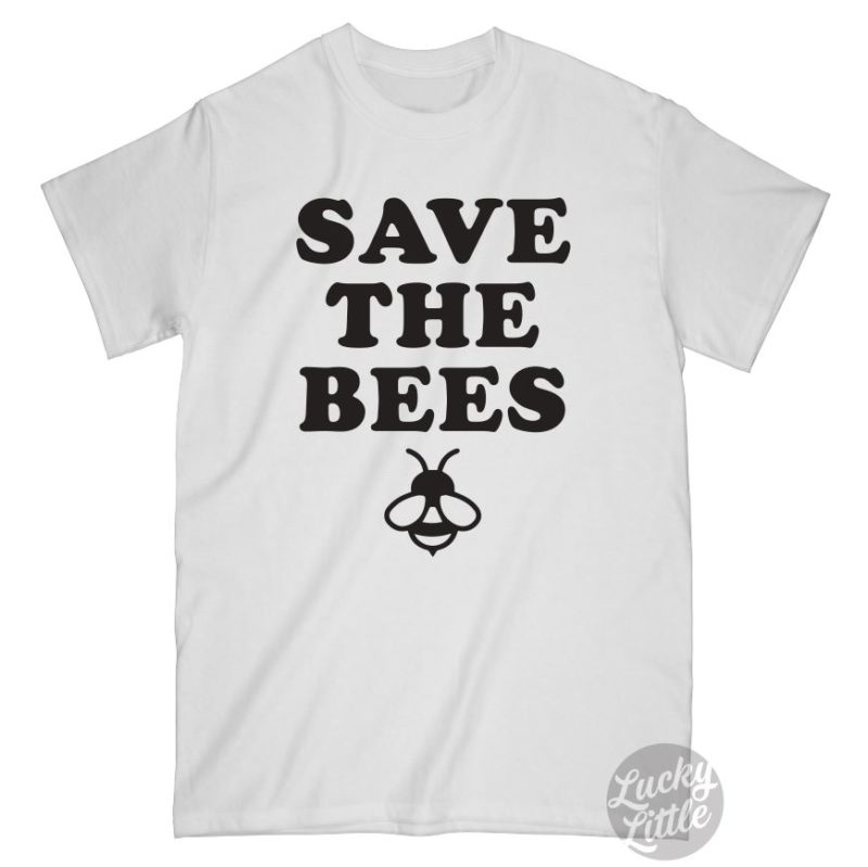 luckylittle_retrotees_savethebees_white