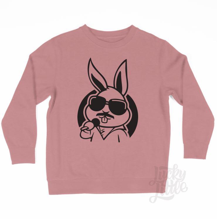 luckylittle_eastersweater_freddybunny_pinksweat