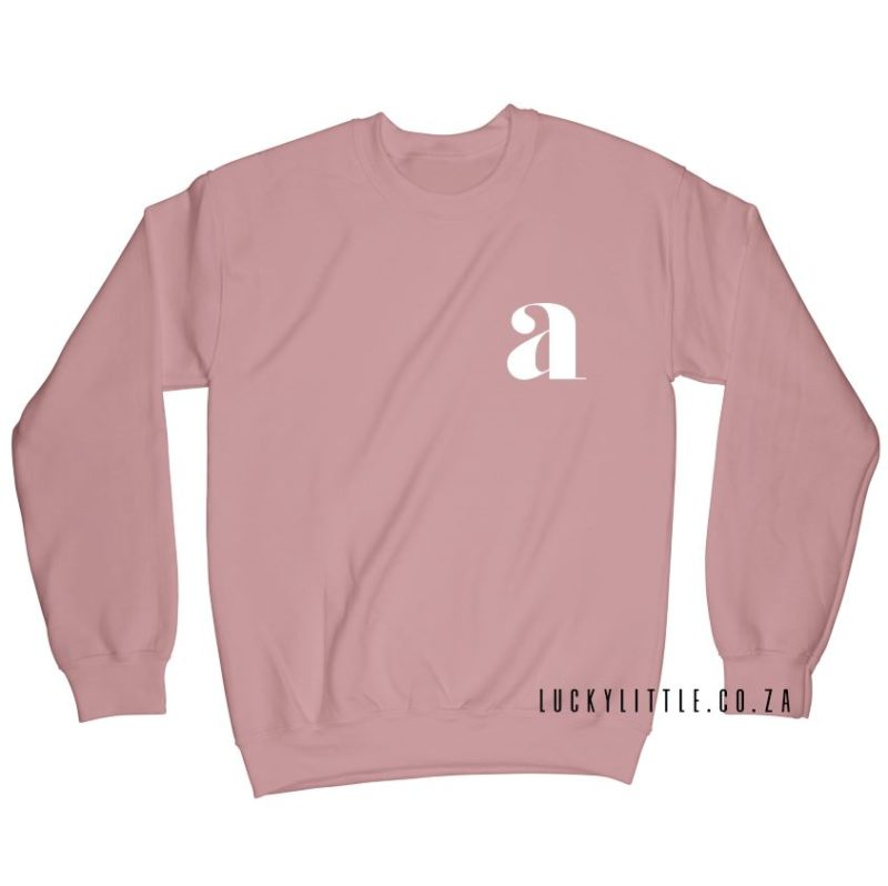 luckylittle_menssweater_monogram_PINK