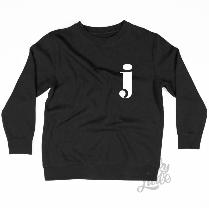 LUCKYLITTLE_MONOGRAM_SWEATER_black