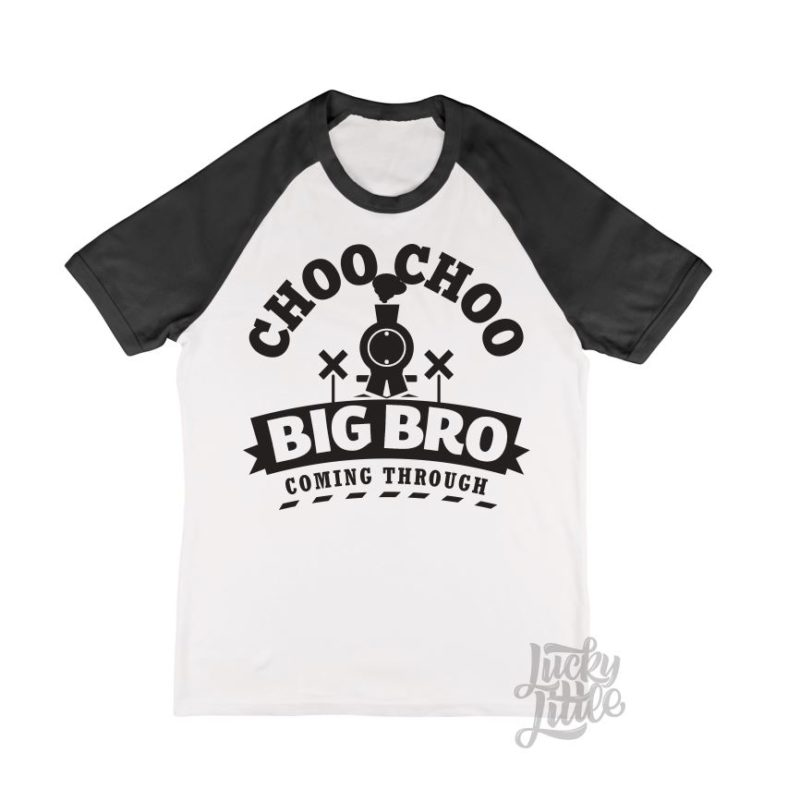 LUCKYLITTLE_choochoobigbro_mono_siblingtshirt