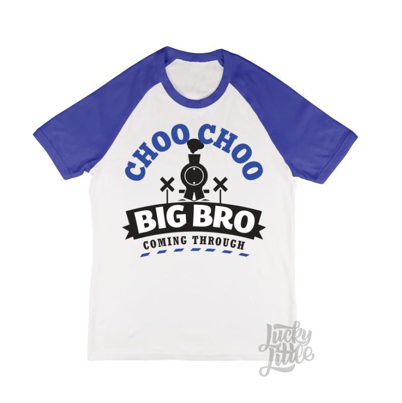 LUCKYLITTLE_choochoobigbro_royalblue_iblingtshirt