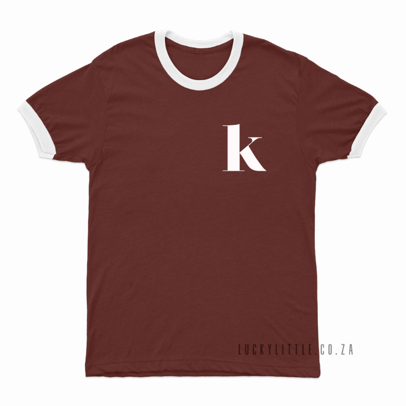 luckylittle_monogram_ringer_maroonwhite